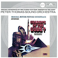 The Peter Thomas Sound Orchestra,Петер Томас Peter Thomas. Chariots Of The Gods? купить