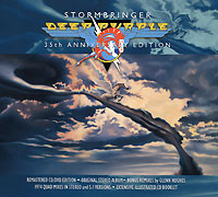 Deep Purple Deep Purple. Stormbringer. 35th Anniversary Edition (CD + DVD) deep purple deep purple phoenix rising cd dvd