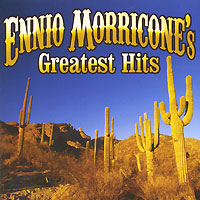 Ennio Morricone. Ennio Morricone's Greatest Hits (2 CD) джеймс ласт james last 80 greatest hits 3 cd