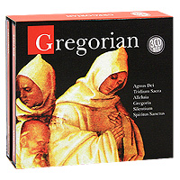 Gregorian,Choir Of The Cathedral Of Einsiedeln,Патер Роман Баннварт,Choir Of The Dome Of Aachen,Рудольф Похл Gregorian (3 CD) gregorian masters of chant in santiago de compostela