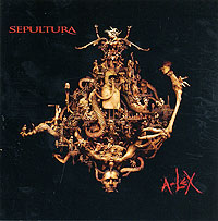 Sepultura Sepultura. A-Lex артем антохи пляски на стенах