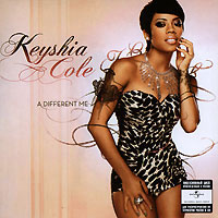 Киша Коул Keyshia Cole. A Different Me нэт кинг коул nat king cole trio nat king cole after midnight