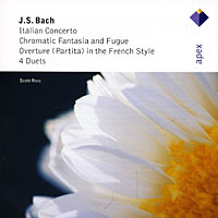 Zakazat.ru Scott Ross. Bach. Italian Concerto / Chromatic Fantasia & Fugue / Partita / 4 Duets