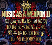 Music As A Weapon II (CD + DVD) yes yes in the present live from lyon 2 cd dvd
