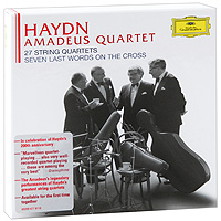 Amadeus Quartet Amadeus Quartet. Haydn. String Quartets Op. 51-103 (10 CD) alban berg quartet alban berg quartett mozart the late string quartets 4 cd