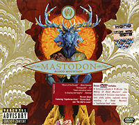 Mastodon Mastodon. Blood Mountain (CD + DVD) pantera pantera reinventing hell the best of pantera cd dvd