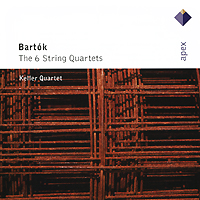 Keller Quartet Keller Quartet. Bartok. The 6 String Quartets (2 CD) keller