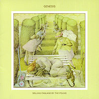 Genesis.  Selling England By The Pound