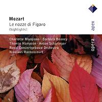 Nikolaus Harnoncourt. Mozart. Le Nozze Di Figaro (Highlights) журнал madam figaro где