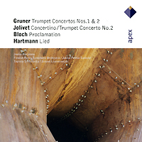 Jouko Harjanne.  Gruner / Jolivet / Bloch / Hartmann.  Works For Trumpet Warner Classics,Торговая Фирма