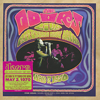 The Doors The Doors. Live In Pittsburgh 1970 the trespasser