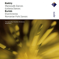 Хью Волфф,The Saint Paul Chamber Orchestra Hugh Wolff. Kodaly: Galanta & Marosszek Dances / Bartok: Divertimento купить