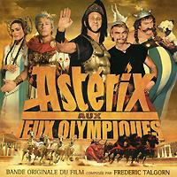 Asterix Aux Jeux Olympiques. Bande Originale Du Film