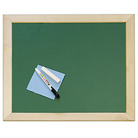 Десятое королевство Доска комбинированная №20807435Игровой набор Доска комбинированная №2 состоит из двухсторонней доски, мела, тряпки для вытирания с доски и водного маркера. Ребенок сможет писать на доске мелом или маркером. В верхней части рамы расположены отверстия под шнурок для подвешивания доски. Шнурок в комплект не входит.Размер доски: 40,5 х 45,5 х 1 см.