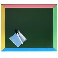 Игровой набор Доска комбинированная No14606088008936Игровой набор Доска комбинированная No1 - это двусторонняя доска, на которой можно писать мелом или маркером. Доска отлично подходит для дошкольников. Доска имеет 2 поверхности: шероховатую для рисования мелом и гладкую для специального маркера. Доска, мел, тряпка, водный маркер.