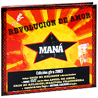 Mana Mana. Revolucion De Amor (CD + DVD) 2017 advanced cd uv coating coater dvd disc lamination machine with top quality maquina de laminacion de dvd
