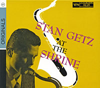 Стэн Гетц Stan Getz. At The Shrine цена