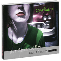 The Lemonheads Lemonheads. It's A Shame About Ray. Collector's Edition (CD + DVD) carl perkins & friends blue suede shoes a rockabilly session 30th anniversary edition cd dvd