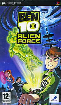 Ben 10: Alien Force (PSP) psp бу в спб