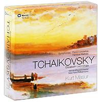 Содержание:         Pyotr Ilyich Tchaikovsky (1840 – 1893)        Gewandhausorchester        New York Philharmonic (Cds 8 - 10)        Kurt Masur                CD 1:                Symphony No. 1 In G Minor, Op. 13