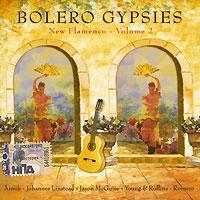 Потрясающая подборка предлагает поклонникам испанской гитарной музыки редкую коллекцию песен. Армик, Йоханнес Линстед, Джейсон МакГуайер, Янг и Роллинз, Ромеро создали музыку, прекраснее которой вы вряд ли когда-либо слышали. Гармония, широта диапазона, сочно окрашенные интонации и прекрасные тексты вдохновят легионы истинных поклонников. Звучащая здесь и на первом выпуске музыка еще более расцвечивает ауру этих великих музыкантов. Как и первая часть подборки, эта также развлечет вас и войдет в музыкальную сокровищницу любимых произведений.