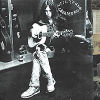 Нил Янг Neil Young. Greatest Hits (CD + DVD)
