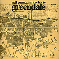 Нил Янг,Crazy Horse Neil Young & Crazy Horse. Greendale нил янг neil young cow palace 1986 volume two 2 lp