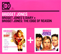 цена на Bridget Jones's Diary / Bridget Jones: The Edge Of Reason (2 CD)