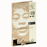 Элла Фитцжеральд Ella Fitzgerald. Modern Jazz Archive (2 CD) fitzgerald s tales of the jazz age