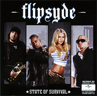 Flipside Flipsyde. State Of Survival the black eyed peas the black eyed peas the beginning 2 lp