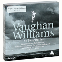 Патриция Розарио,BBC Symphony Orchestra,Эндрю Дэвис,Жанет Линц Sir Andrew Davis. Williams. The Symphonies (6 CD) рик уэйкман the london symphony orchestra english chamber choir давид мишам rick wakeman journey to the centre of the earth 3 cd dvd