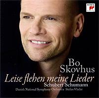 Zakazat.ru: Bo Skovhus. Schubert / Schumann. Leise Flehen Meine Lieder