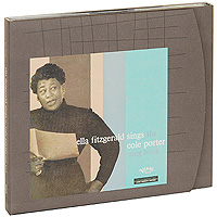 Элла Фитцжеральд Ella Fitzgerald. Sings The Cole Porter Song Book (2 CD) элла фитцжеральд дайна вашингтон the golden era of jazz vol 3 ella fitzgerald