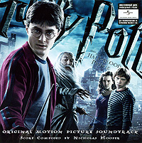 London Chamber Orchestra Harry Potter And The Half-Blood Prince. Original Motion Picture Soundtrack harry potter the chamber of secrets