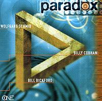 ПАРАДОКС - недавно  сформированнвй трио-проект тремя предприимчивыми мастерами стиля  фанк/фьюжн.Руководитель джаз-оркестра Водфтанг Шмид, один из самых известных исполнителей джаза и фанка в Европе. Второго участника - Вилла Бикфорда, гитариста с безошибочной смесью свободы и фанка, - считают одной из восходящих звезд-гитаристов.