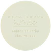 Мыло для бритья Acca Kappa 1869, 150 г15032030Мыло для бритья Acca Kappa 1869 с изысканным мужским ароматом и с теплыми нотами. Аромат состоит из таких нот, как - кардамон, герань, которые приносят свежесть, также состоит из ириса, фиалки, янтаря, ванили. Характеристики: Вес мыла: 150 г. Производитель: Италия. Артикул: 853237.Товар сертифицирован.