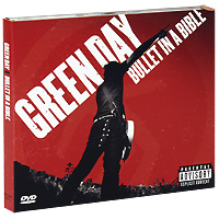 Green Day Green Day. Bullet In A Bible (CD + DVD) green day