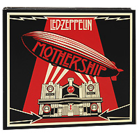 Led Zeppelin Led Zeppelin. Mothership. Deluxe Edition (2 CD + DVD) led zeppelin led zeppelin iv deluxe edition 2 cd