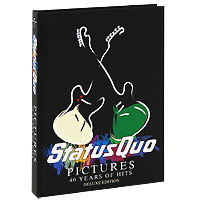 Status Quo Status Quo. Pictures: 40 Years Of Hits. Deluxe Edition (2 CD + DVD) обои status каталог цена