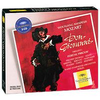 Ференц Фриксэй,RIAS Kammerchor,Berlin Radio Symphony Orchestra Ferenc Fricsay. Mozart. Don Giovanni (3 CD) shah rukh khan & friends don dvd cd