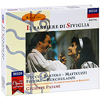 Джузеппе Патани,Orchestra E Coro Del Teatro Comunale Di Bologna Giuseppe Patane. Rossini. Il Barbiere Di Siviglia (3 CD) el gran teatro