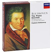 Владимир Ашкенази Vladimir Ashkenazy. Beethoven. The Piano Sonatas (10 CD) vladimir lukonin the lost treasures persian art