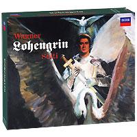 Георг Шолти,Плачидо Доминго,Ганс Сотин,Джесси Норман,Ева Рандова Sir Georg Solti. Wagner. Lohengrin (4 CD)