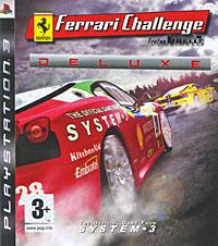 Ferrari Challenge: Trofeo Pirelli Deluxe (PS3)
