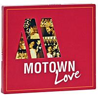 Стиви Уандер,Майкл Джексон,Лайонел Ричи,Марвин Гэй,Дайана Росс Motown Love (3 CD)