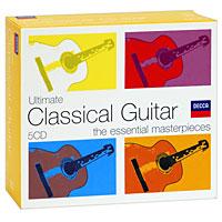 Нэвилл Мерринер,Александре Лагоя,Антонио Де Алмейда,Эдуардо Фернандез Ultimate Classical Guitar: The Essential Masterpieces (5 CD) bosch pwb 600