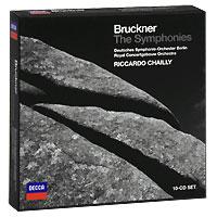 Zakazat.ru: Riccardo Chailly. Bruckner. The Symphonies (10 CD)