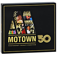 The Jackson Five,Марвин Гэй,Дайана Росс,Смоки Робинсон,Стиви Уандер Motown 50 (3 CD) percy jackson 5 bde