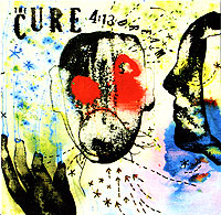 The Cure The Cure. 4:13 Dream (2 LP) the cure 4 13 dream