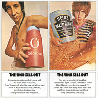 The Who The Who. The Who Sell Out (LP) the heir